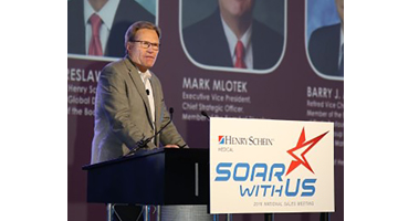 'Soar with Us' is theme of Henry Schein Medical's 18th annual national meeting