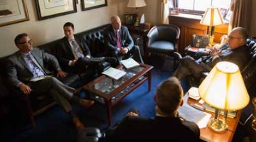 Distributors Converge on Capitol Hill to Talk Supply Chain