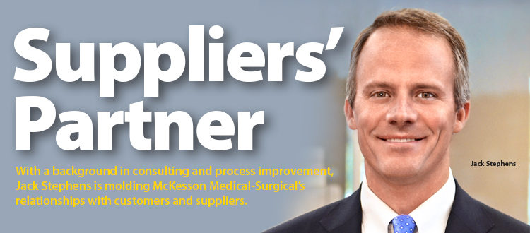 Suppliers' partner