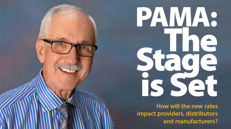 PAMA: The Stage is Set
